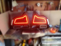volvo s60 tail light assembly volvo s60r led tail light retrofit cut by caschy