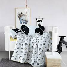 Batman Bedroom Sets Aliexpress Com Buy Batman Bedding Set Cartoon Pattern 3pcs 100