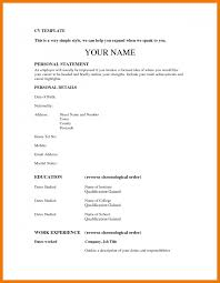 best resume sample format a simple resume example resume examples and free resume builder a simple resume example best resume examples for your job search livecareer example of simple cva