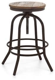 rustic industrial bar stools rustic bar stool massagroup co