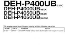pioneer deh p4000ub wiring diagram wiring diagram