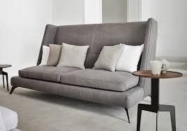 high back sofa vibieffe class high back sofa contemporary furniture