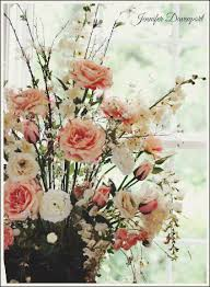 Faux Floral Centerpieces by A Silk Flower Centerpiece You Can Do Yourself