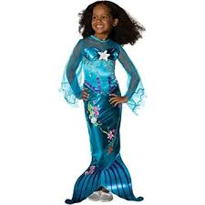 amazon com rubies magical mermaid costume toddler toys u0026 games