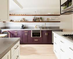 purple cabinets kitchen purple kitchen cabinets houzz