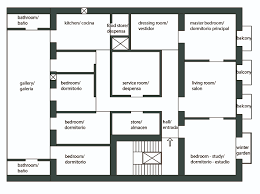 Historic Floor Plans Historic Apartment Rooftop U0026 Mountain Views Iberia North