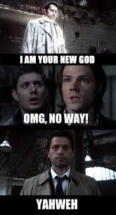 Supernatural Meme - 287 best supernatural memes images on pinterest funny stuff