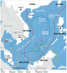 Spratly Islands Map As Friend To China U0026 Vietnam Russia Would Be Perfect Mediator In