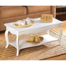 Coffee Table Styles by Amazon Com White Elegant Cottage Home Style Coffee Cocktail Table