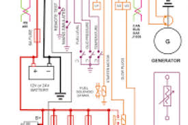 generator control panel wiring diagram wiring diagram