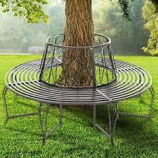 garden tree bench ebay