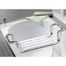 siège pour baignoire handicapé siège de bain inox castorama