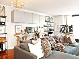 wonderful ideas living room desk perfect small with design