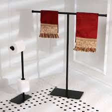 Bathroom Accessories Bronze by Modern Oil Rubbed Bronze Freestanding Bathroom Accessories Free