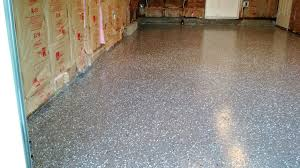 G Floor Roll Out Garage Flooring by Brick Red G Floor Install
