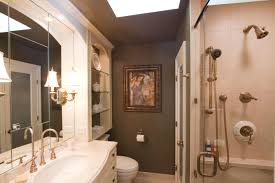 bathroom dazzling open master bathroom with modern bathtub and