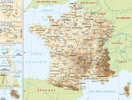 Maps France by Map France Detail U2022 Mapsof Net