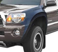 2014 toyota tacoma dimensions toyota tacoma duraflex 6 inch road bulge front fenders 2