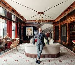 Tommy Hilfiger Wallpaper by Penthouse Wallpapers Group 39