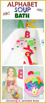 74 best bath shower time for kids images on pinterest alphabet soup bath so simple and still so fun a great way to sneak learning into play we did this without the salts our little guy wanted colored bath
