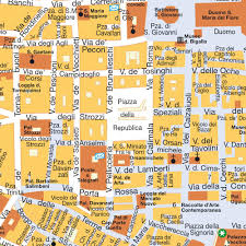 Map Of Florence Italy by Map Florenz Italy Maps And Directions At Map