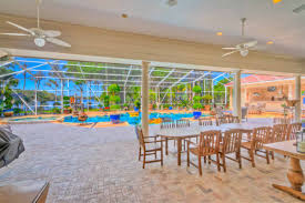 pool cabana designs enjoy florida evenings with the enormous screened pool and taste a
