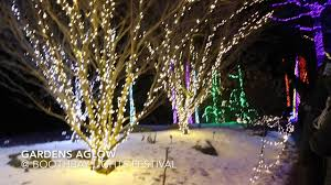 boothbay festival of lights maine weekend trip 2017 youtube