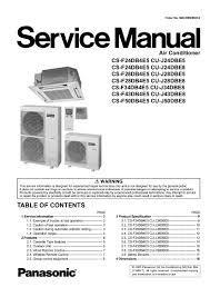 panasonic remote control air conditioner manual air conditioner