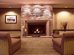 fireplace makeovers on a budget airstone home fireplaces