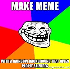 Meme Background Generator - rainbow meme background 9 background check all