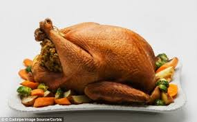 75 of us are risking food poisoning thawing out turkeys in the