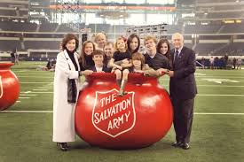 the real story of how the cowboys salvation army teamed up for