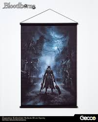 Where To Get Cheap Tapestry Bloodborne Tapestry Collection The Hunter Tokyo Otaku Mode Shop