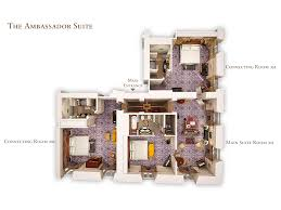 ambassador suite st regis rome official website