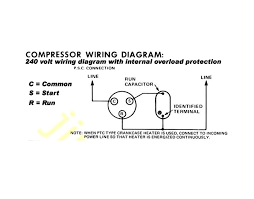 bristol pressor wiring diagram wiring schematics and wiring diagrams