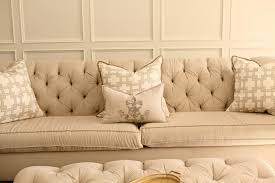 Beige Tufted Sofa by Beige Sofa Design Ideas