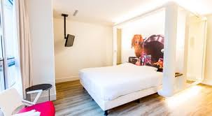 chambre d hotel amsterdam qbic hotel amsterdam wtc budget amsterdam hotel rooms