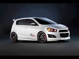 chevrolet sonic news z spec concepts revealed page 1
