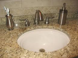 undermount sink bathroom installation best bathroom decoration