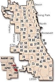 chicago zip code map chicago neighborhoods zip codes maps