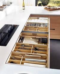 ordnung in der küche ordnung system besteckkasten schublade unterschrank küche