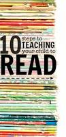 10 steps to teaching your child to read i can teach my child