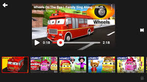 youtube kids app youtube