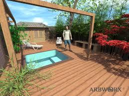 Deck Designs Pictures by Deck Garden Design Ideas Lawn Garden Lawn Garden Enchanting