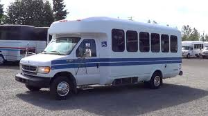 northwest bus sales 2000 ford eldorado 14 passenger low mileage