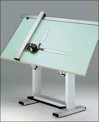 Hamilton Electric Drafting Table Bbem Workplace School Item