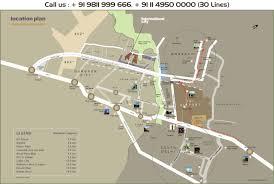 Bangalore Metro Map Phase 3 by Sobha International City Phase 3 Sector 109 Gurgaon