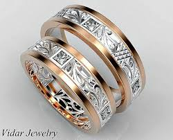 His And Hers Wedding Ring Sets by Best 25 Matching Wedding Bands Ideas On Pinterest Matching