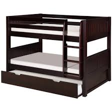 Bunk Beds  Loft Bed With Desk Low Ceiling Bunk Bed Plans Low - Loft bunk bed plans