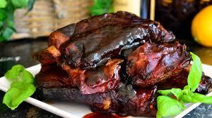 Crock Pot Barbecue Ribs Country Style - crock pot bbq ribs recipe genius kitchen